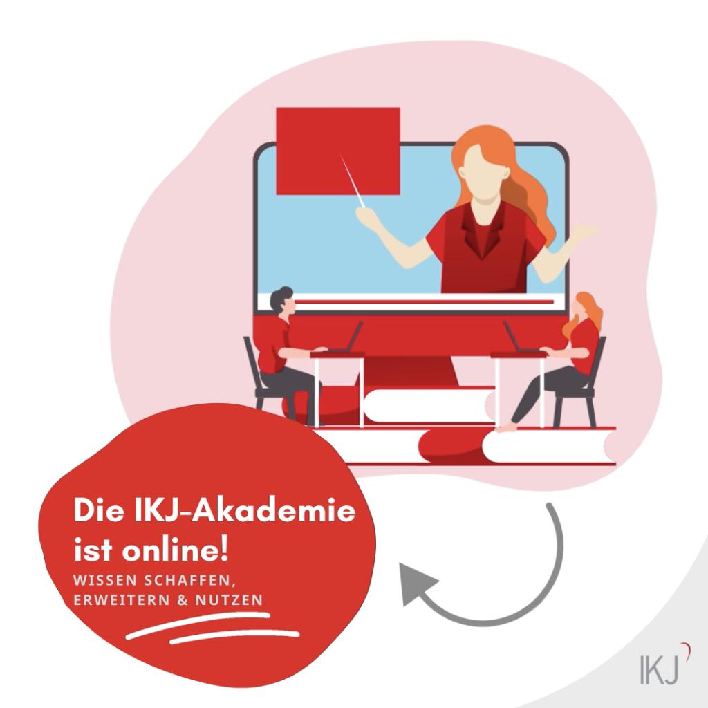 Unsere Akademie ist nun online!