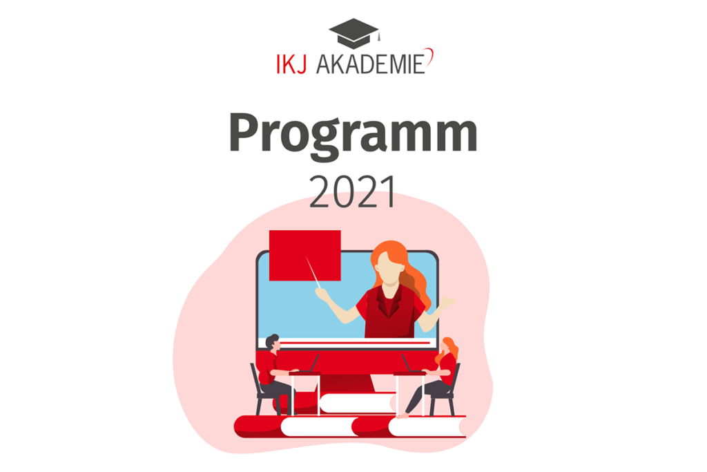 Das IKJ Akademie Programm 2021 steht bereit!